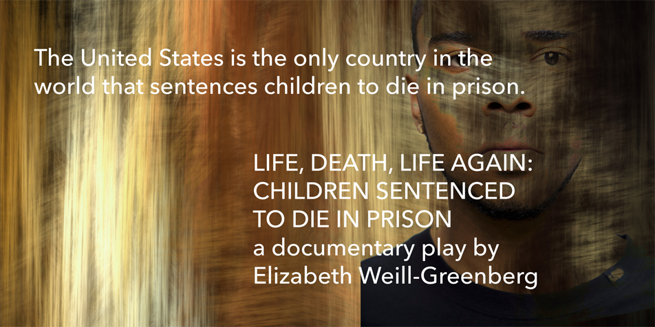 The U.S. is the only country in the world that sentences children to die in prison.